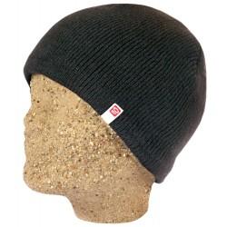 KANFOR - NoWind - membranowa czapka dziana wełna, akryl