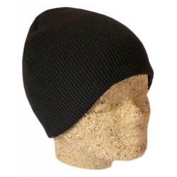 KANFOR - Tino - dwuwarstwowa czapka dziana wełna, akryl