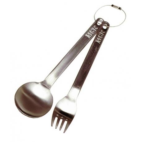 Niezbędnik tytanowy MSR Titan Fork and Spoon