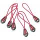 Zawieszki do suwaków MSR Universal Zipper Pulls