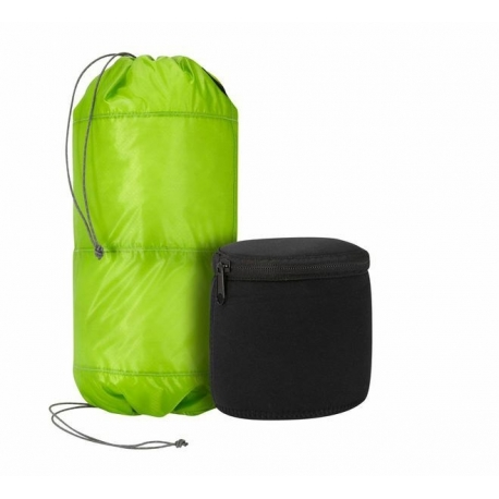 Dwukomorowy worek Trekmates Tier Padded Stuff Bag