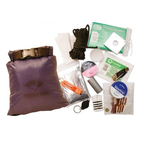 Zestaw survivalowy BCB Trekking Survival Kit