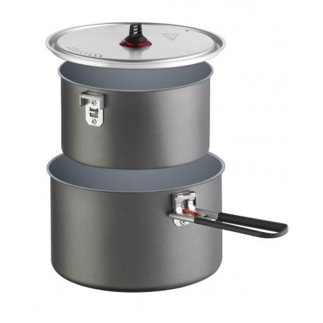 Zestaw naczyń MSR Ceramic 2-Pot Set