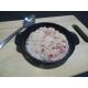 Pudding ryżowy z truskawkami