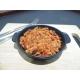 Warzywa chipotle chilli z ryżem 698 kcal (wege, bezglutenowe)