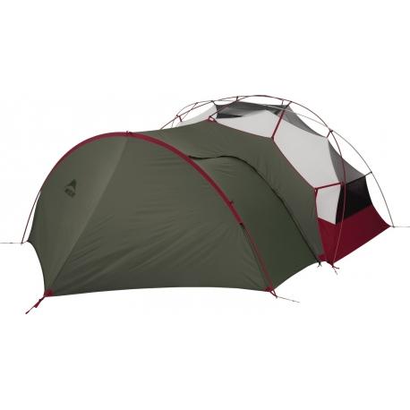Przedsionek do namiotów z serii NX i Elixir Gear Shed